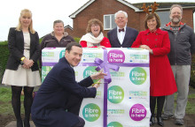 "George Osborne MP praises ""vital"" work of Cheshire project as broadband boost brings Christmas cheer"
