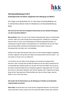Interview mit den Studienleitern
