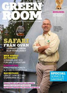 Green Room Nr 2 2011