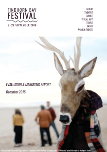 Findhorn Bay Festival report