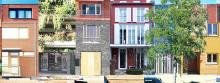 Arkitekter bygger unika radhus i Brunnshög