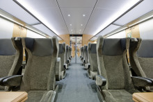 SJ 3000 prisas i Europas mest prestigefyllda designtävling