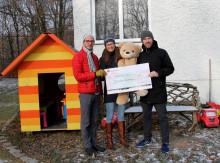 Bärenherz erhält großartige Unterstützung durch den GewandhausChor zu Leipzig