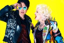 Svensk artist bildar duo med koreansk stjärnproducent