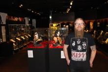 Kiss-utstilling til Rockheim