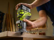 Ryobin akkukäyttöiset ONE+ uutuustyökalut puuntyöstöön
