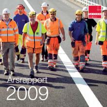 Årsrapport 2009 - Veidekkes verksamhet i Sverige