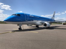 Nytt rekord på Växjö Småland Airport