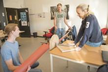 Pressinbjudan: Öppet hus hos gymnasieingenjörer i hållbar energi