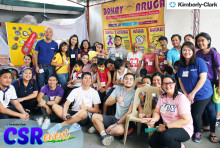Kimberly-Clark Philippines partners with Bahay Aruga to support pediatric cancer patients