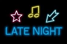 Late Night-premiär på Dansens Hus