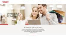 Pulsen lanserar ny webbplats