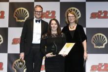 """Shell Svolvær kåret til """"Årets Shell-stasjon"""" i Norge"""