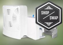 Shop-and-swap underlättar 3G-repeateranvändning