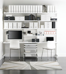 Hjemmekontoret – rummet med de mange anvendelsesmuligheder!