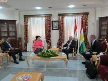 Svenskt företag i Erbil, Kurdistan för nya samarbeten