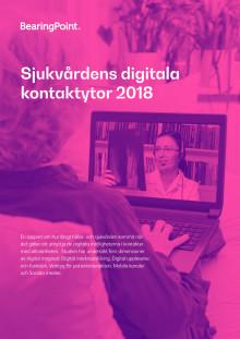 Sjukvårdens digitala kontaktytor 2018
