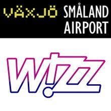 Wizz Air utökar till Skopje från Växjö Småland Airport