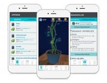 Spelvärlden inspirerar till ny app