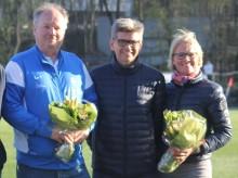 Takeda og Asker Fotball fornyer avtale om godt lokalt naboskap
