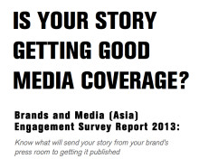 Media and Blogger Engagement Survey reveals top frustrations journalists have about press releases