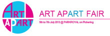 Luxy International-ART APART 2013 @Park Royal Singapore
