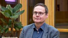 Professor Johan Sterte klar som ny rektor för Karlstads universitet