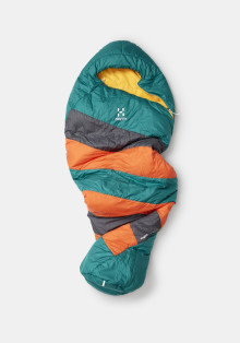 HAGLÖFS INTRODUCES THE LEFTOVER SLEEPING BAG