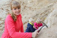 Dinosaurieforskare utsedd till Årets geolog