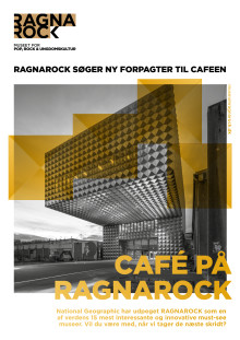 Udbud Cafe RAGNAROCK