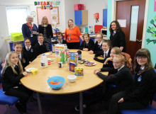 Technology off the menu in one of Scotland's best breakfast clubs
