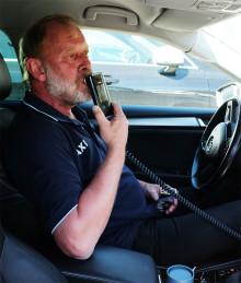Solide alkolåssystemer sikrer trygg transport i taxi
