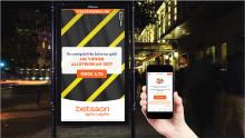Ta över Stockholms annonsskyltar med ditt allsvenska favoritlag