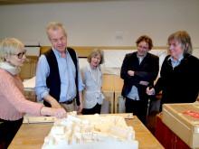 Gunnar Mattssons samling till ArkDes