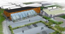 Ny klimatanläggning för växtforskning i världsklass byggs i Alnarp