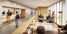Höga krav på installationer i Karolinska Huddinges nya behandlingsbyggnad