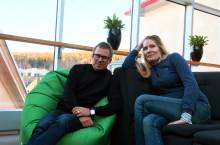 Design i Västernorrland tar plats hos Åkroken Science Park