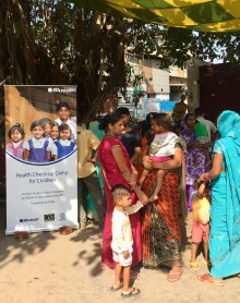 Blueair and CRY team up to improve the respiratory health of children in Delhi