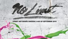 It all begins now! – No Limit Street Art Borås