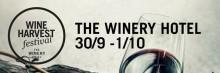 Upplev känslan på en vingård i skördetid - Wine Harvest Festival på The Winery Hotel
