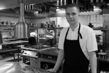Philip Lindgren från Stadshuskällaren i final i Årets unga kock