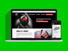 Ny webbplats för Swerust