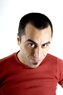 Humorikon och vass cyniker på helgens RAW Comedy Club