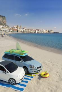 Stena Line, Sembo och Scandlines gör storkampanj för bilsemester