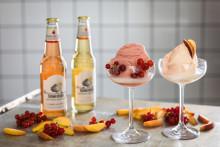 Cider-sorbet är sommarens coolaste glasstrend