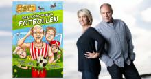 Fotboll i fokus i ny bok i populära deckarserien för barn