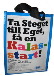 12 000 Starta Eget-kit ska få fler att starta företag