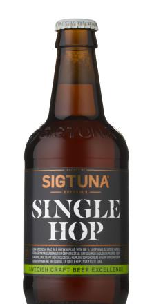 Premiär för öl på svenskodlad humle under Stockholm Beer and Whisky Festival