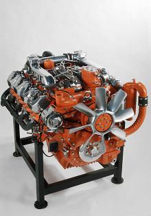 50 Jahre Scania V8 – Meilensteine für Scania Engines