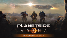 PlanetSide Arena Developers Set Bold, Expansive Vision for Future of PlanetSide